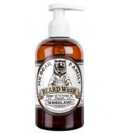 Mr Bear Family Beard Wash Woodland 250ml