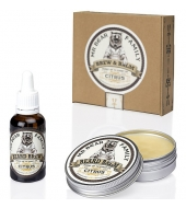 Mr Bear Family Beard kit Citrus
