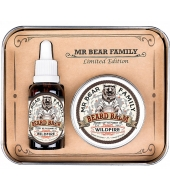 "Mr Bear Family Beard kit Limited Edition ""Wildfire"""