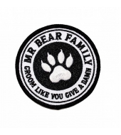 Mr Bear Family Patch