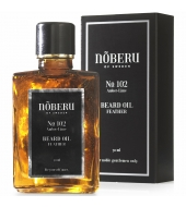 Partaöljy Nõberu Amber-Lime Feather 60ml