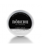 Moustache Wax Nõberu Amber-Lime Light hold 30ml