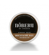 Moustache Wax Nõberu Sandalwood Strong hold 30ml