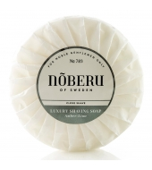 Nõberu Shaving soap Amber-Lime 100g