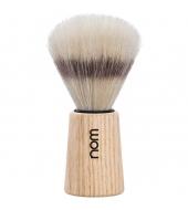 "NOM Shaving brush ""Theo"" Wood"