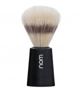 "NOM Shaving brush ""Carl"" Black"
