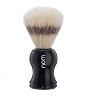 "NOM Shaving brush ""Gustav"" Black"