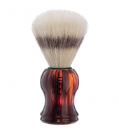 "NOM Shaving brush ""Gustav"" Tortoiseshell"