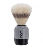 "NOM Shaving brush ""Marten"" Gray"