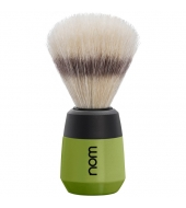 "NOM Shaving brush ""Max"" Green"