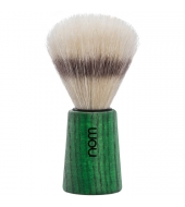"NOM Shaving brush ""Theo"" Wood"