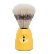 "NOM Shaving brush ""Lasse"" Yellow"