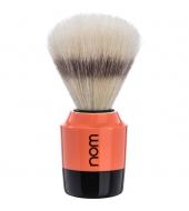 "NOM Shaving brush ""Marten"" Orange"