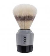 """NOM Shaving brush """"Marten"""" Gray"""