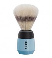 "NOM Shaving brush ""Max"" Fjord blue"