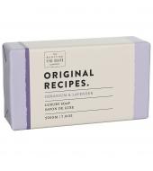 Scottish Fine Soaps Original Recipes мыло герань & лаванда 220g