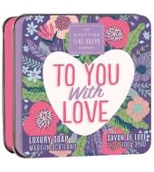 Scottish Fine Soaps Sweet Hearts Soap 100g
