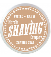 Nordic Shaving Company Shaving soap Coffee 80g