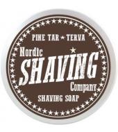 Nordic Shaving Company parranajosaippua Terva 80g