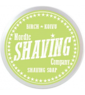Nordic Shaving Company Shaving soap Birch 80g