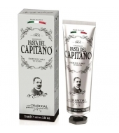Pasta del Capitano 1905 Charcoal toothpaste 75ml