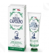 Pasta del Capitano 1905 Herbal toothpaste 25ml Travel