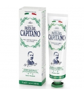 Pasta del Capitano 1905 Hammastahna Herbal 75ml