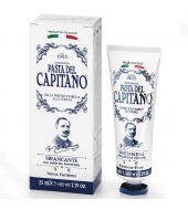 Pasta del Capitano 1905 Whitening toothpaste Travel 25ml