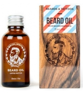 Raedical Beard oil Beards & Tattoos 30ml