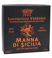 Saponificio Varesino Bath Soap Manna di Sicilia 150g
