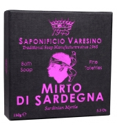 Saponificio Varesino Bath Soap Mirto di Sardegna 150g