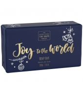 Scottish Fine Soaps Christmas soap Joy To The World 200g