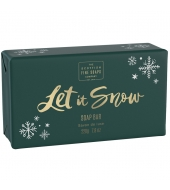 Scottish Fine Soaps Christmas soap Let It Snow 200g