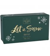 Scottish Fine Soaps joulu saippua Let It Snow 200g
