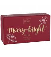 Scottish Fine Soaps Рождественское мыло Merry & Bright 200g