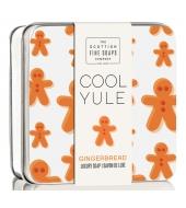 Scottish Fine Soaps Soap in a tin Gingerbread 100g