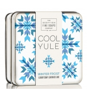 Scottish Fine Soaps Soap in a tin Winter Frost 100g