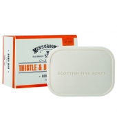 Scottish Fine Soaps Thistle & Black Pepper soap 200g