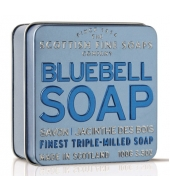 Scottish Fine Soaps Soap in a tin Bluebell 100g