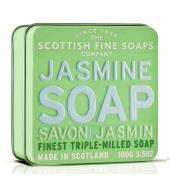 Scottish Fine Soaps Seep karbis Jasmiin 100g
