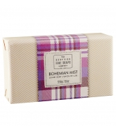 Scottish Fine Soaps Luxury soap Bohemian Mist 220g