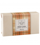 Scottish Fine Soaps Luxury soap Fresh Linen 220g