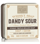Scottish Fine Soaps Whisky soap Dandy Sour 100g