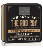 Scottish Fine Soaps Viski seep karbis Rob Roy 100g