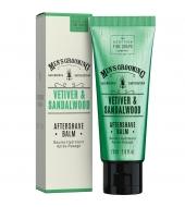 Scottish Fine Soaps Aftershave Vetiver & Sandalwood 75ml