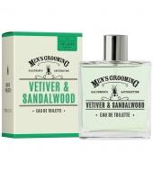 Scottish Fine Soaps Eau de Toilette Vetiver & Sandalwood