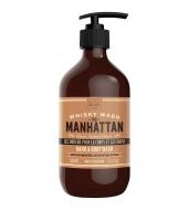 Scottish Fine Soaps Manhattan Shower Gel 500ml