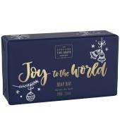 Scottish Fine Soaps Jõuluseep Joy To The World 200g
