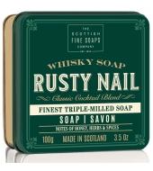 Scottish Fine Soaps Whisky soap Rusty Nail 100g