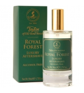 Taylor of Old Bond Street Вода для бороды Royal Forest 50ml
